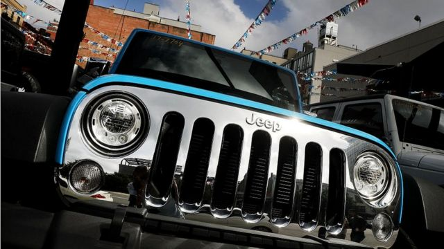 Fiat Chrysler to invest $4.5bn in US production plants