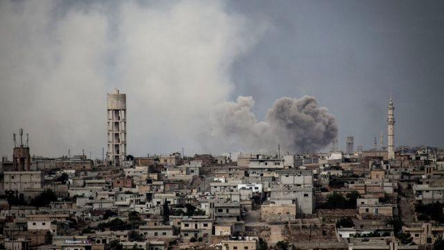 Imirwano muri Syria