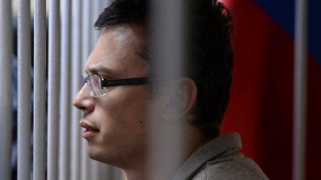 Денис Никандров в Лефортовском суде