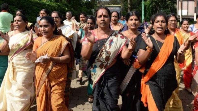 Hindistan'da kadınlar