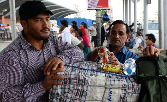 नेपाली कामदार