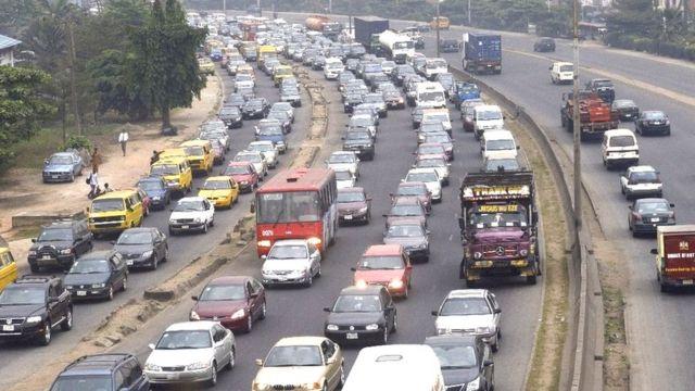 Lagos: Operation velvet, Operation restore sanity di new melecine for wawawa driving inside Lago