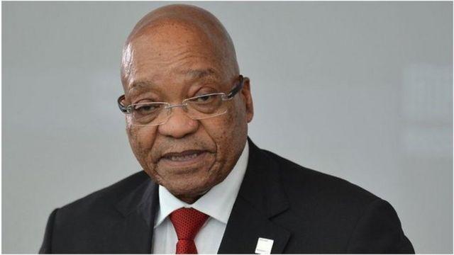 Une motion de censure contre Jacob Zuma pourrait être votée au Parlement, le 10 novembre.