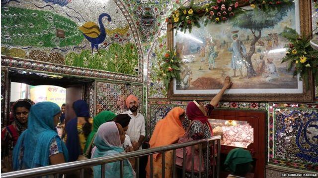 Baba Farid history