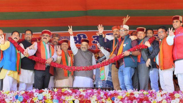हिमाचल प्रदेश, विधानसभा चुनाव, अमित शाह, चुनाव