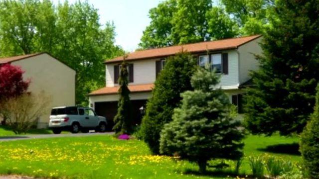 خانه آقا و خانم روتاندو در ایالت نیویورک