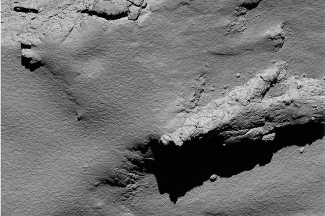 Çuryumov-Gerasimenko kometası