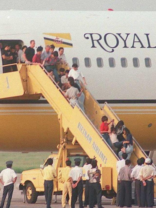 Việt Nam, nhập cư, trục xuất