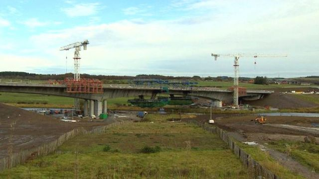 Aberdeen bypass costing builders 'hundreds of millions more'