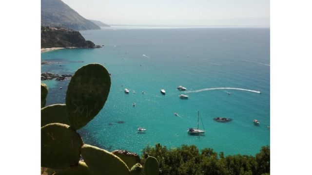 """Foto de un lector de BBC Mundo por el tema """"Vacaciones"""""""
