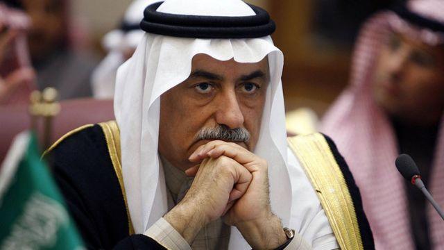 Suudı Arabistan'ın yeni Dışişleri Bakanı İbrahil el Assaf