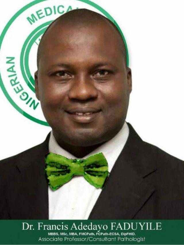NMA President