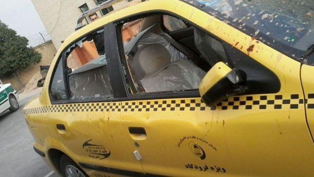 تاکسی فرودگاه همدان