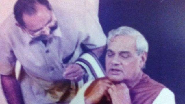 शिव कुमार और वाजपेयी