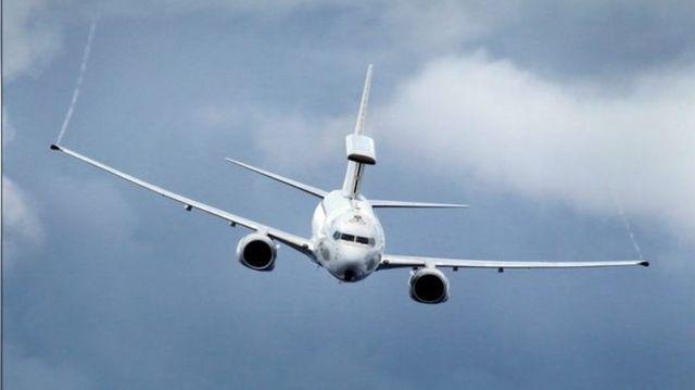 据称英国决定从中国购买两架二手的波音737,将其改装成E-7楔尾预警飞机,在皇家空军在未来情报收集 ,获取目标和侦察中发挥主要作用(photo:BBC)