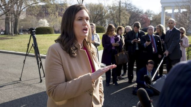 Mueller report: White House roasts critics over Mueller