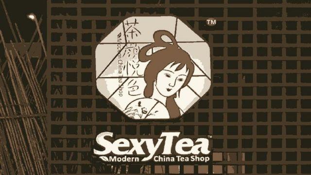 Logo Sexy Tea Sop