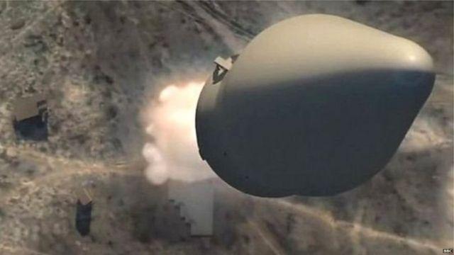 रूस का नया हाइपरसॉनिक परमाणु मिसाइल