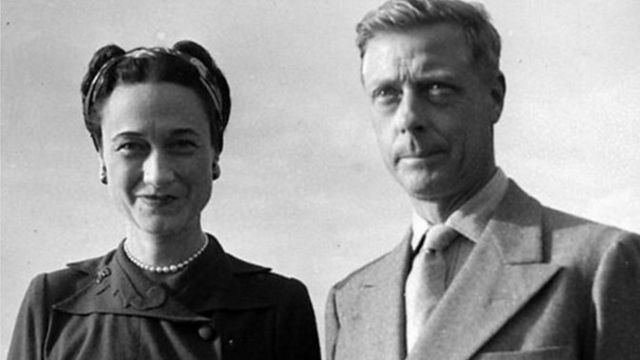 辛普森夫人和英王愛德華八世