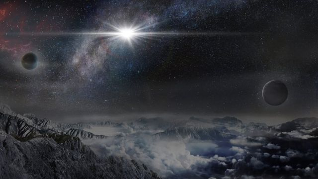 Colossal star explosion detected