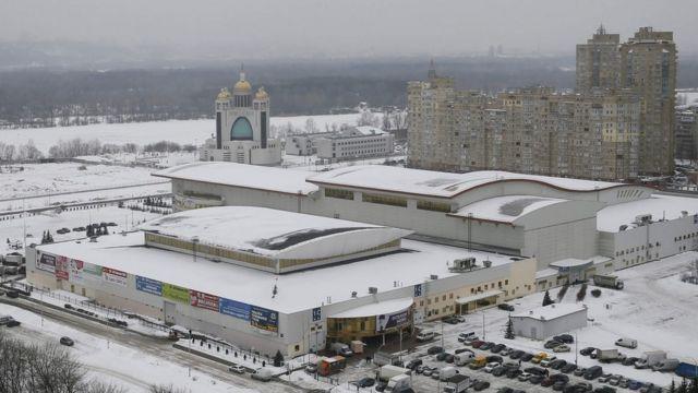 Евровидение пройдет в выставочном центре в Киеве