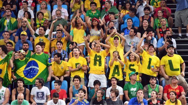 Abuchear a los favoritos, a los rusos y a los jueces se convirtieron en situaciones comunes en Río 2016.