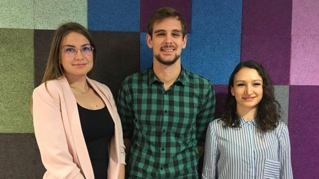 Studenti korisnici i rukovodioci platforme