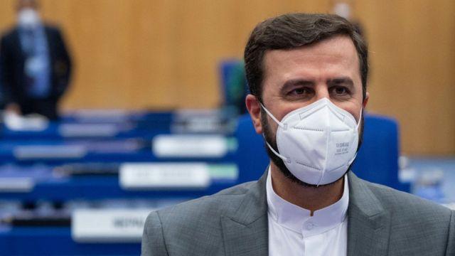 سفیر ایران در آژانس