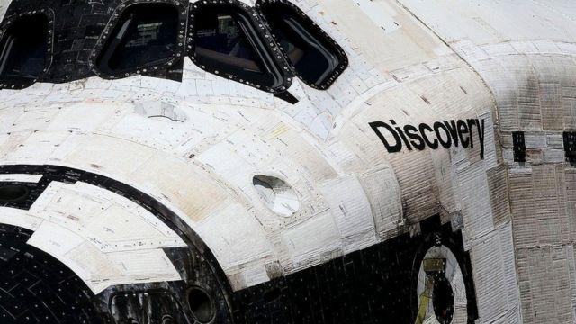 """""""Дискавери"""" стал первым космическим челноком, отправленным на покой"""