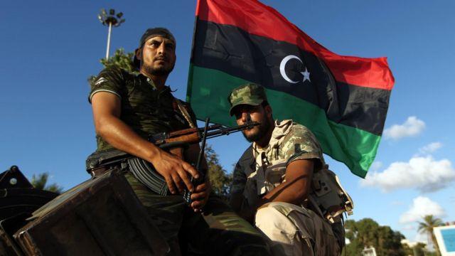 libye, khalifa haftar