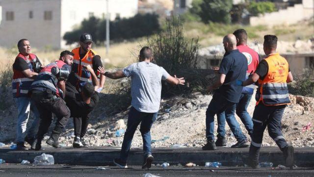 اعتراضات کرانه باختری؛ چهار فلسطینی در درگیری با پلیس اسرائیل کشته شدند