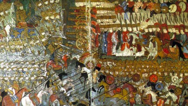 Mohaç Meydan Savaşı 1526