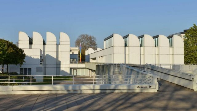 Museu Bauhaus ArchivO museu Bauhaus Archiv