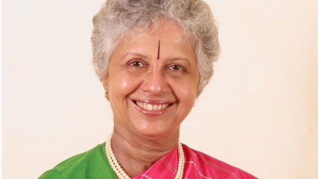 ராதிகா சந்தான கிருஷ்ணன்