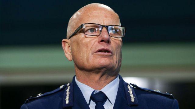 Заместитель комиссара полиции Новой Зеландии Майк Клемент