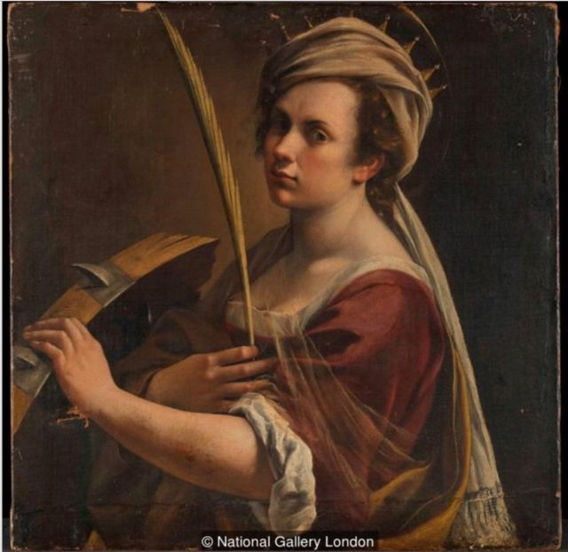 Lukisan Artemesia Gentileschi
