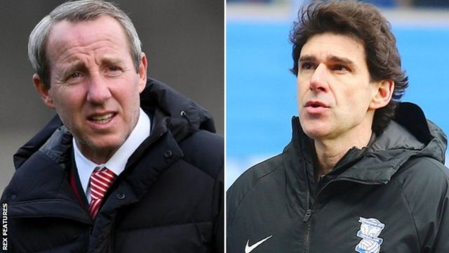 Lee Bowyer: Birmingham City appoint new head coach after Aitor Karanka  steps down - BBC Sport