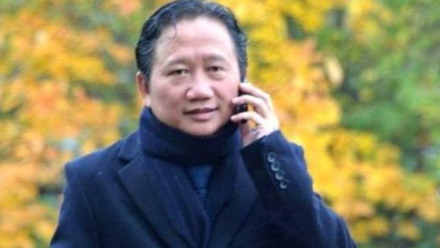 """Ông Trịnh Xuân Thanh bị đưa ra xét xử vì tội """"Cố ý làm trái quy định của Nhà nước về quản lý kinh tế gây hậu quả nghiêm trọng"""" và """"Tham ô tài sản"""" hồi tháng 5/2018 tại Hà Nội"""