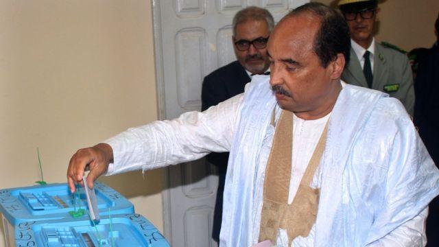 Mauritanie, élections, députés