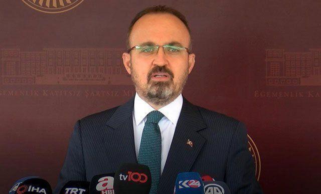 AKP Grup Başkanvekili Bülent Turan