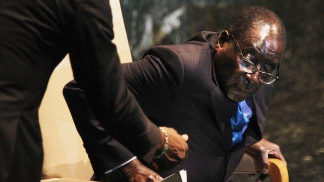 Aworan Mugabe