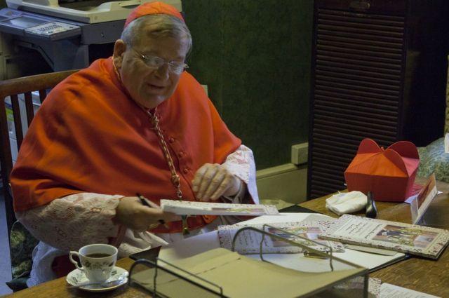 樞機主教伯克