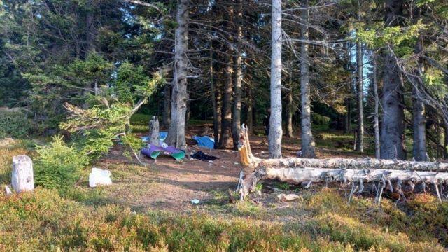 Місце табору