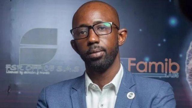 Amadou Diawara, fondateur de Kingui