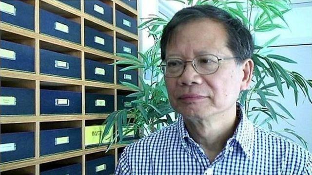 Tiến sỹ Vũ Quang Việt