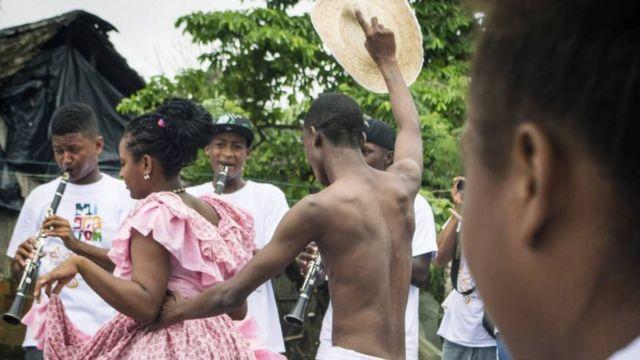 """Foto de un lector de BBC Mundo por el tema """"danza"""""""