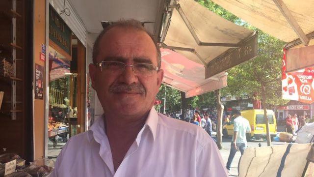 Mustafa Yılmaz: Suriyelilerin vatandaş olmalarını istemiyorum
