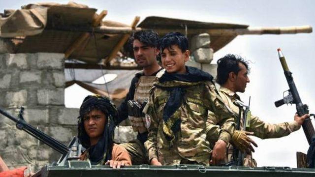 بایډن وايي، د افغان ځواکونو ملاتړ جاري ساتي.