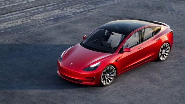 Tesla Modeli 3
