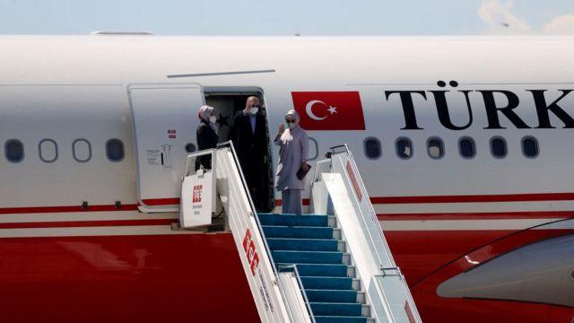Recep Tayyip Erdoğan ve Emine Erdoğan